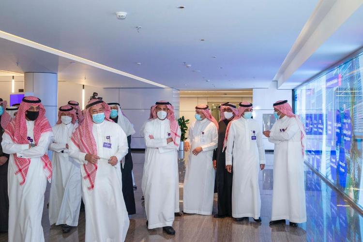 stc تدشن أكبر مركز تحكم بالعمليات الرقمية في الشرق الأوسط