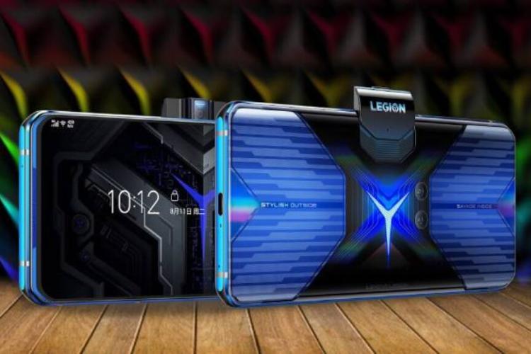 شاهد.. لينوفو تطلق هاتف جديد مخصص لألعاب الفيديو